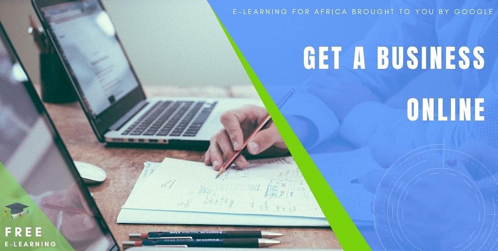 Get a business online