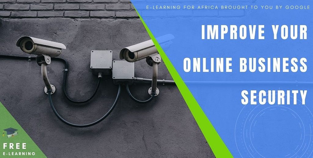 Improve your online business security