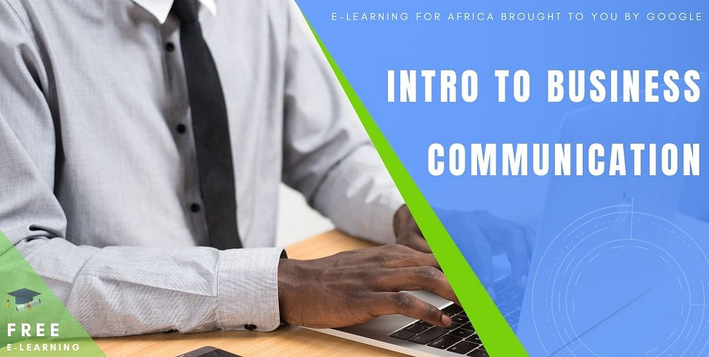 Intro to business communication