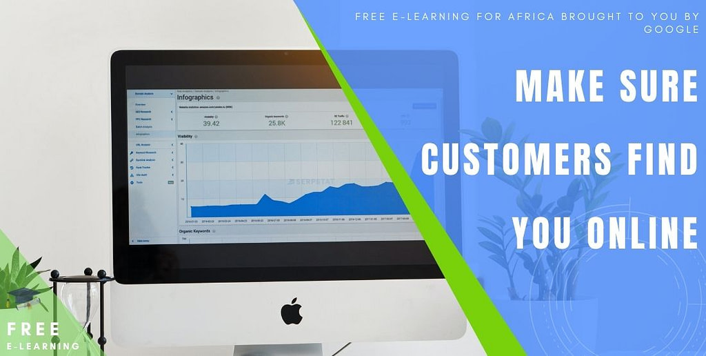 Make sure customers find you online with SEO and SEM