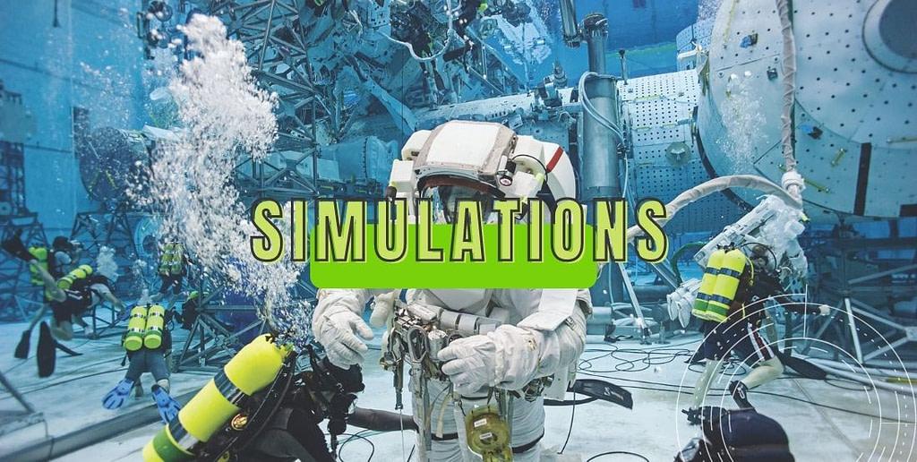 NyouLearning Simulations