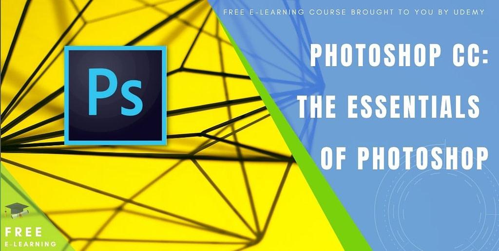 Photoshop CC: The essentials of Photoshop