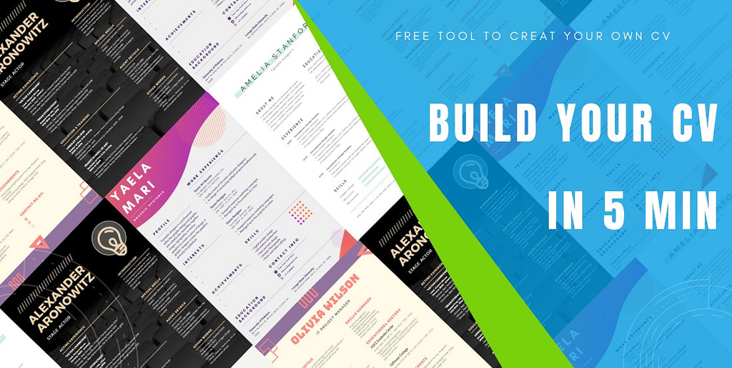 Create a one-page CV in 10 minutes