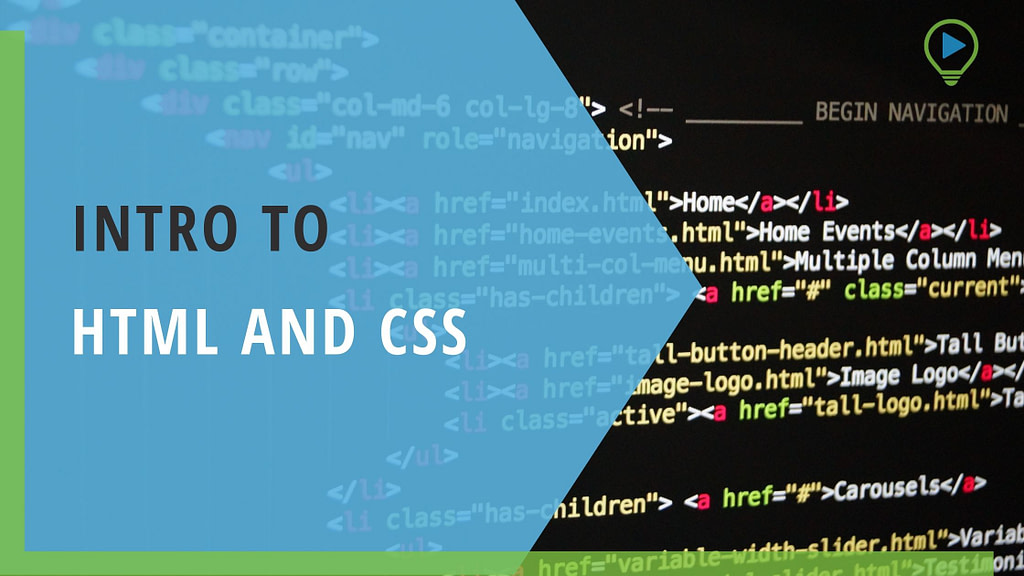 Intro to HTML and CSS