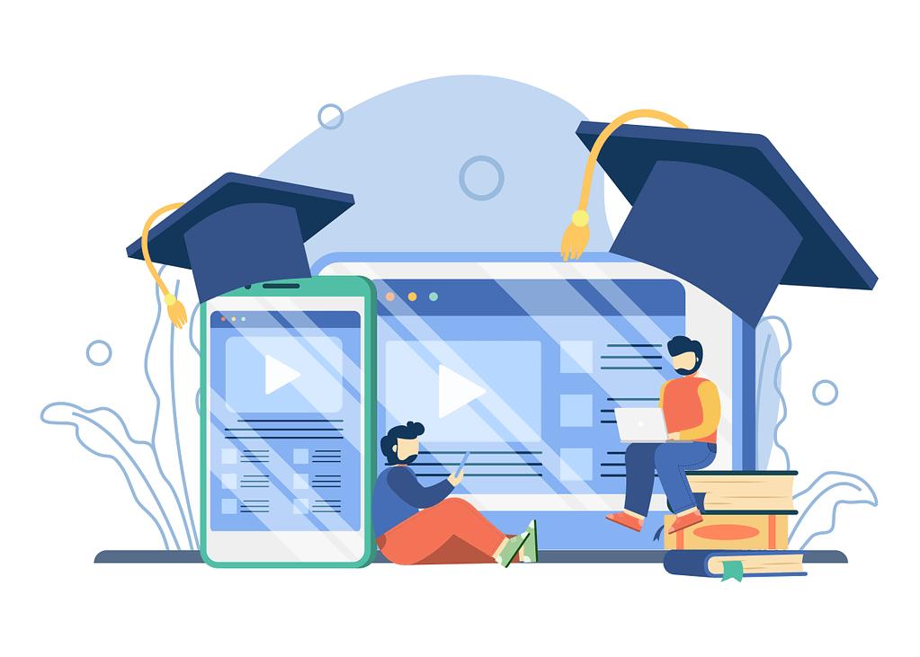 Interactive e-learning SCORM
