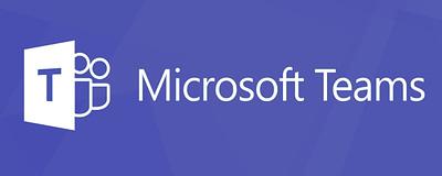 Microsoft Teams Header