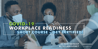 Free COVID-19 workplace readiness short course
